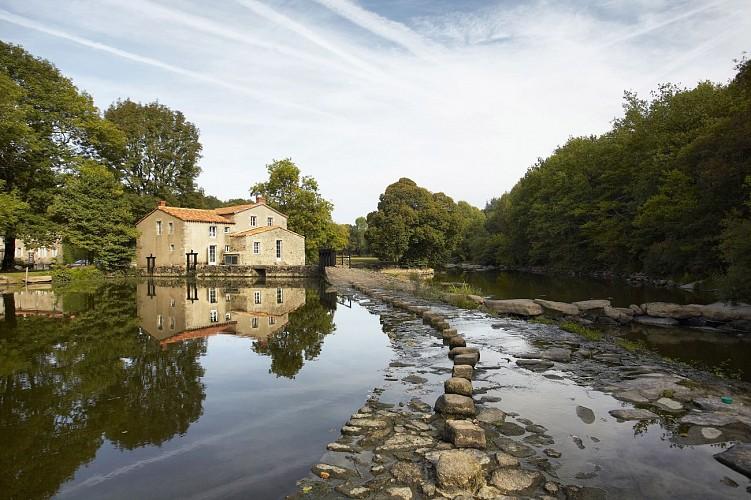 Boucle Est (St Laurent - Treize Vents - Mallièvre - St Malo)