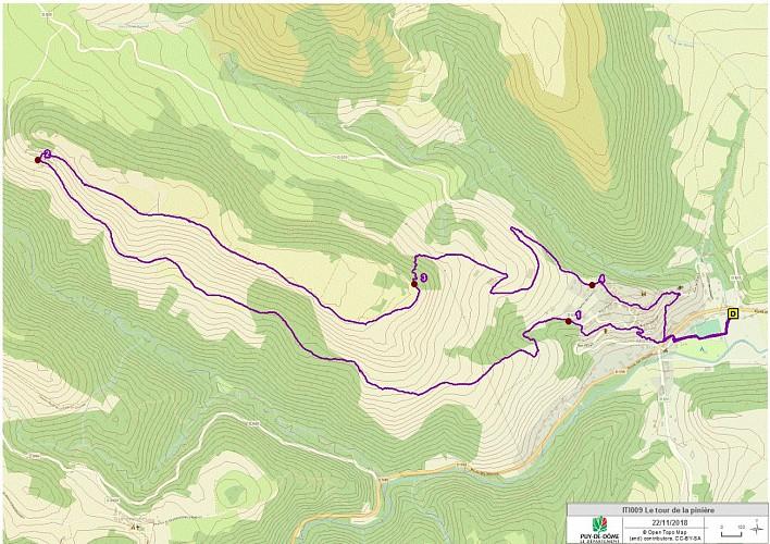 Tour de la Pinière
