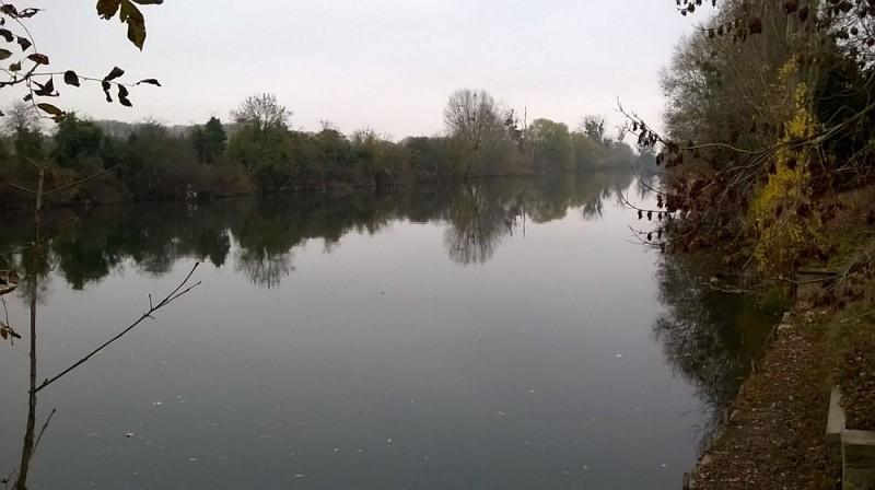Bords de Seine entre Meulan et Mézy sur Seine