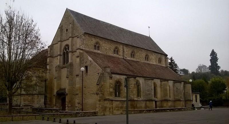 Mézy sur Seine - Eglise