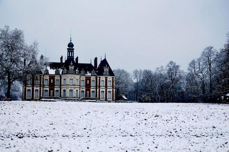 Le château du Muguet-Breteau