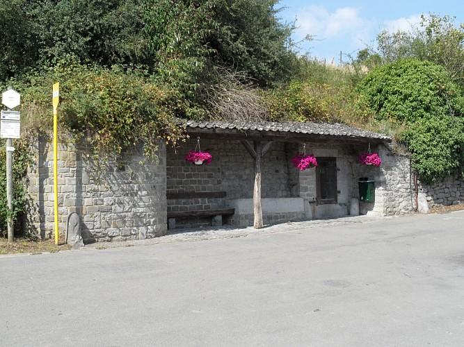Autour de Comblain-au-Pont - Promenade 13 : Neuve Cense - Chession - Saint-Martin - Grottes - Mont - Anthisnes - Sart