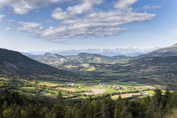 Le Tour de la Blanche N°9 - Moyen 28km - 4h