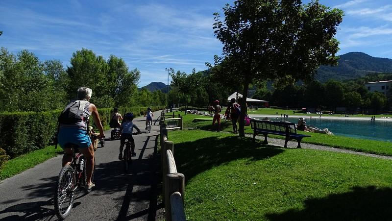 Le Plan d'eau N°1 Digne-les-Bains