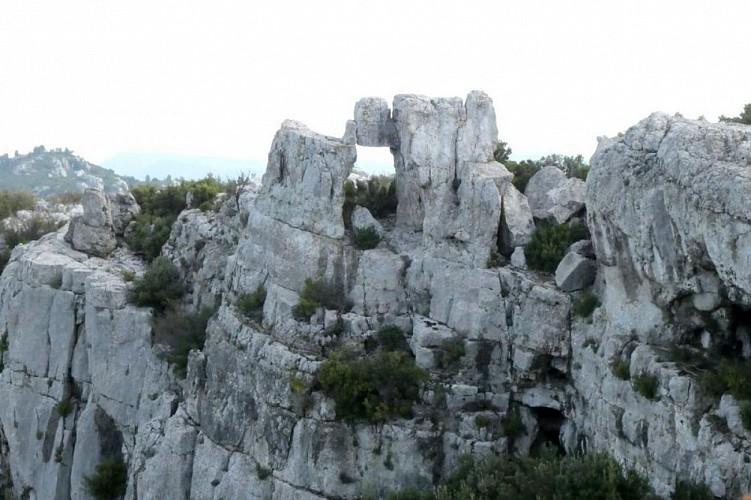 sommet du Brigou
