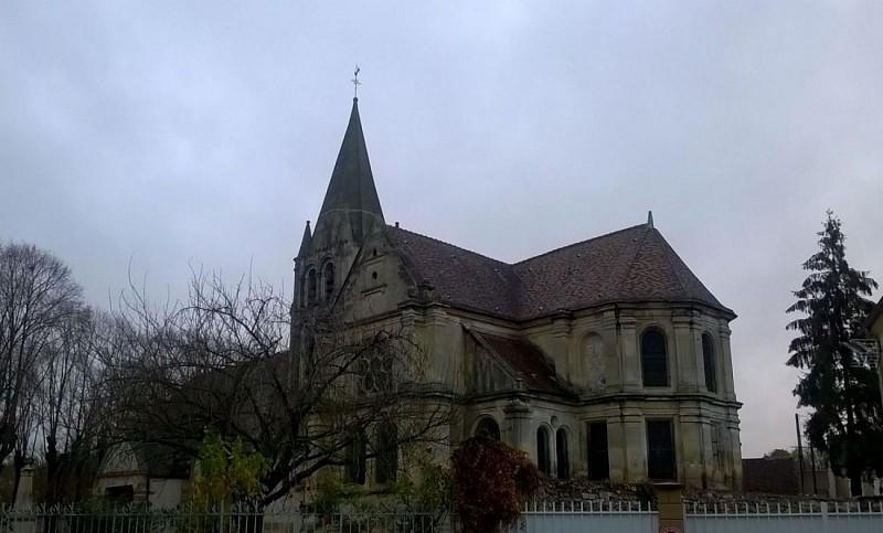 Ennery - L'église