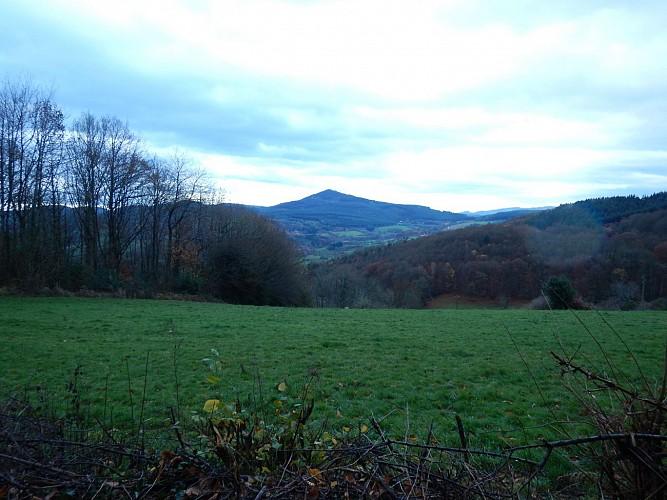 Circuit mont Chonay