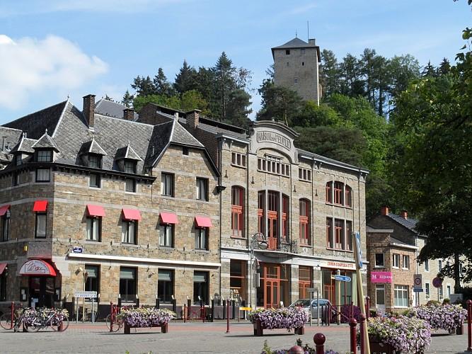 Autour de Comblain-au-Pont - Promenade 11 : Poulseur - Place Puissant - Canal - Chanxhe - Montfort