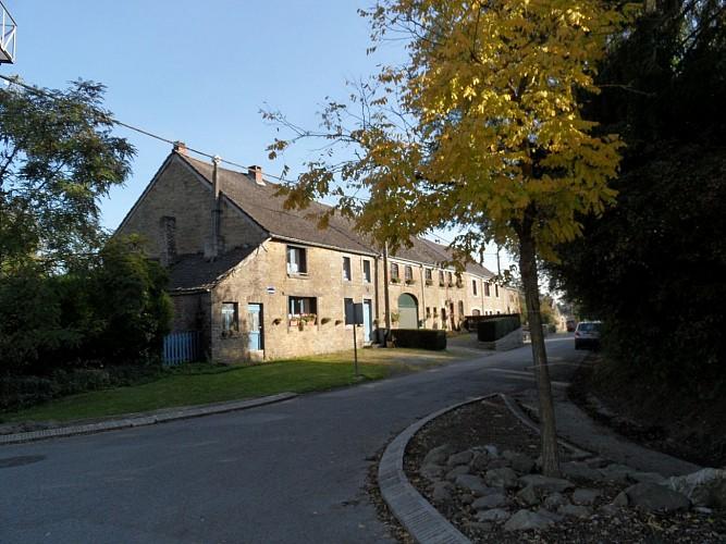Autour de Comblain-au-Pont - Promenade 10 : Thier Pirard - Hoyemont - Comblinay - Comblain-la-Tour - Comblain-au-Pont