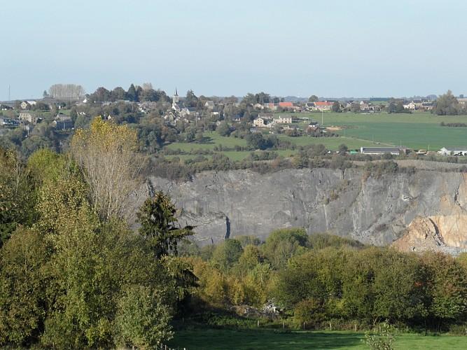 Autour de Comblain-au-Pont - Promenade 7 : Thier Pirard - Hoyemont - Chambralles - Martinrive - Belle-Roche