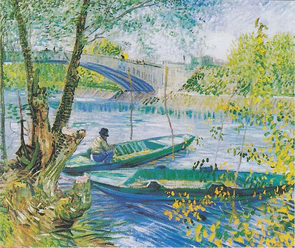 The bridges of Asnières