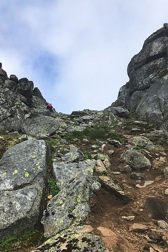 Higravstinden - le plus haut sommet des Lofoten