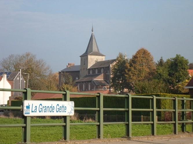 Saint-Jean-Geest : Circuit de la Brouck