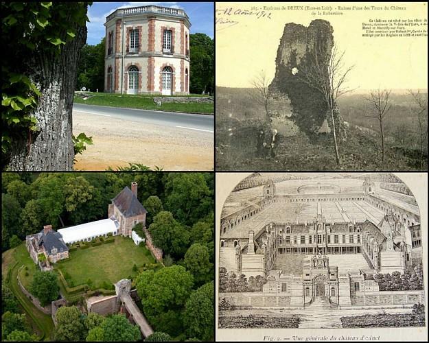 Découverte d'Anet, Saussay, Sorel-Moussel et la forêt de Dreux