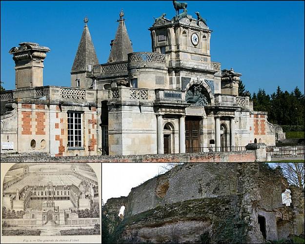 Découverte d'Anet, la Chaussée d'Ivry, Guainville, Gilles et Oulins