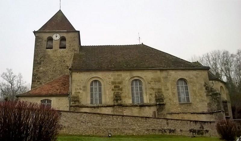 Eglise de St Cyr en Arthies
