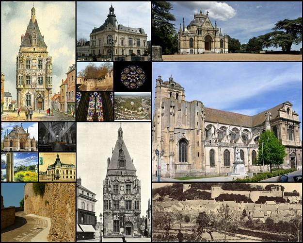 A la découverte des vieux quartiers de Dreux et de toute son histoire