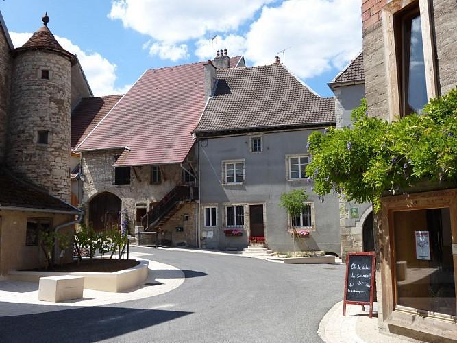 Circuit VTT n°20 - Le Mont Varin - Monts-de-Gy - Valllée de l'Ognon