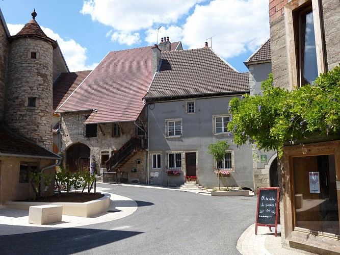 Circuit VTT n°20 - Le Mont Varin - Monts-de-Gy - Vallée de l'Ognon