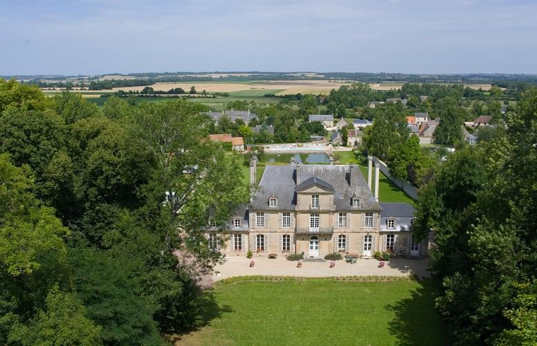 Du Château de Martragny aux Hauts de Bazenville