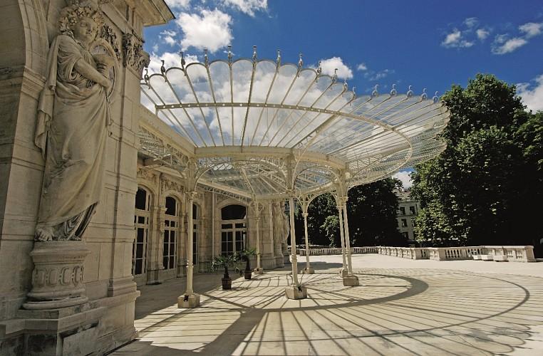 Vichy, les parcours du patrimoine