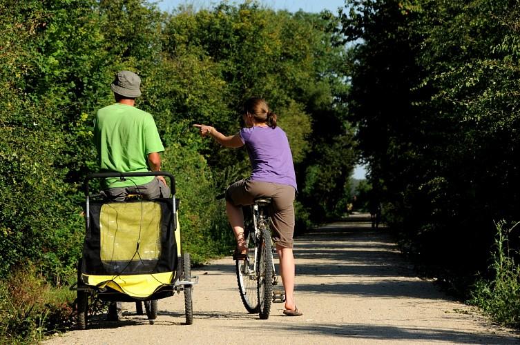 La voie verte du Saosnois : un territoire à découvrir !