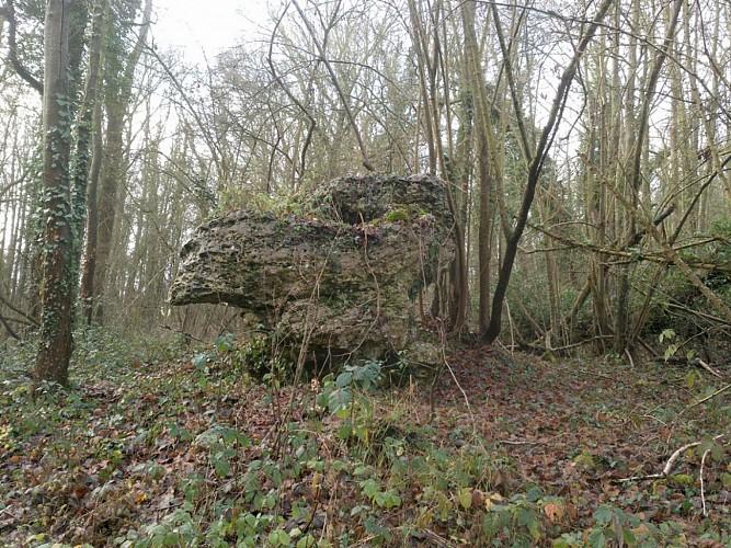 pierre tournante