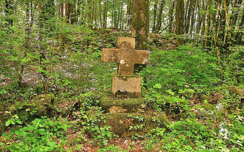 Circuit VTT n°62 - Les croix - Vosges du sud