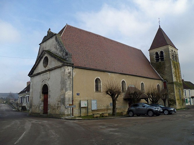 Église d'Accolay