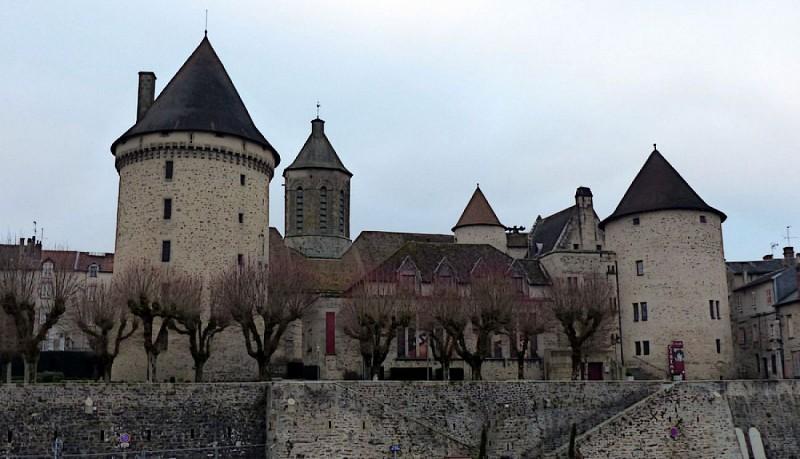 Chateau de Bourganeuf