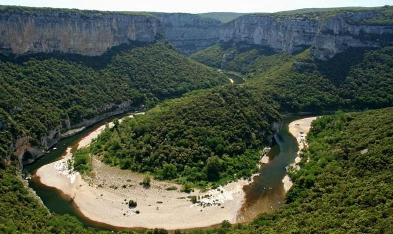 Escapade printanière dans les Monts d'Ardèche