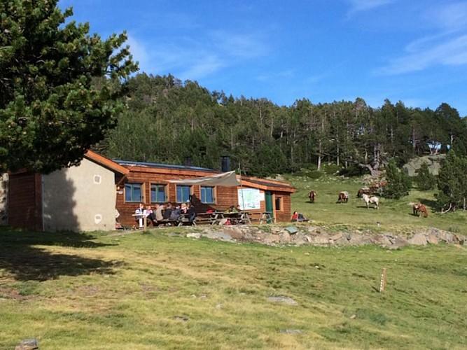 refuge des Camporeills