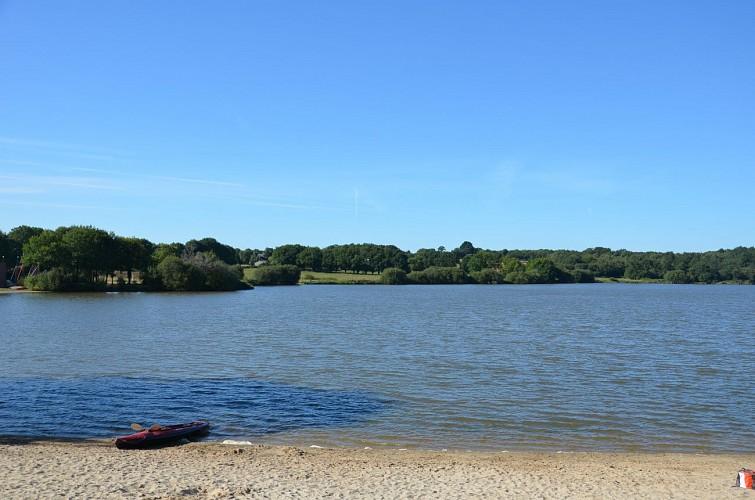 Base nautique de l'étang Aumée