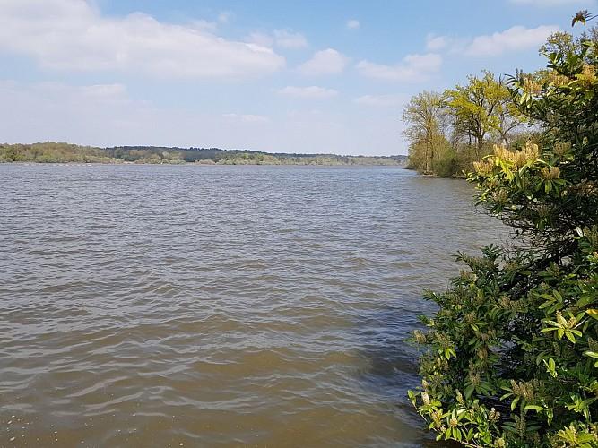 Plage de l'étang Aumée