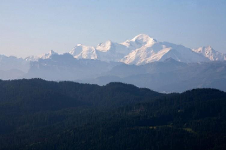Tour du Mont Chéry