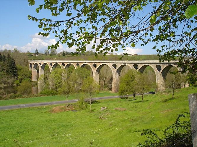 La voie des bords de Loire : Balbigny / Saint-Jodard