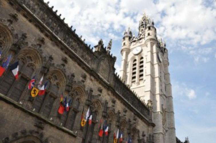 Douai : Circuit de la cité Gayant.