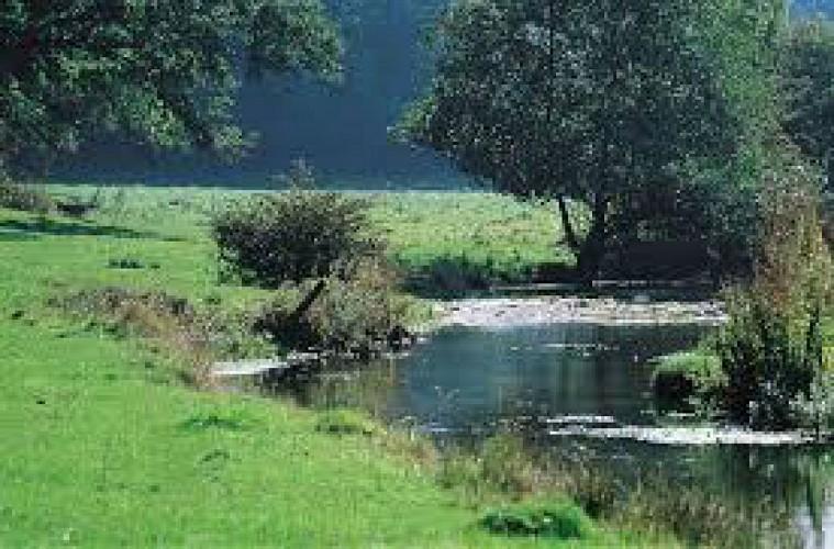 la vallée de la Seine, le GR2 au fil de l'eau