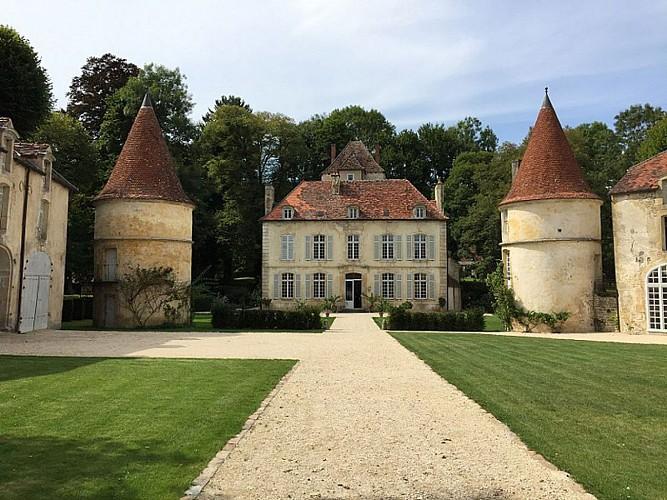 Château de Quemigny sur Seine