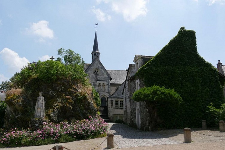 Eglise de Béhuard