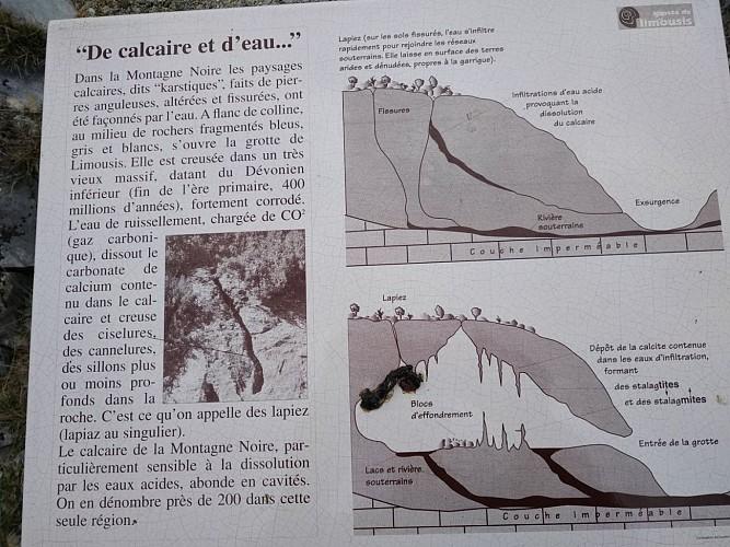 pres de la grotte de Limousis