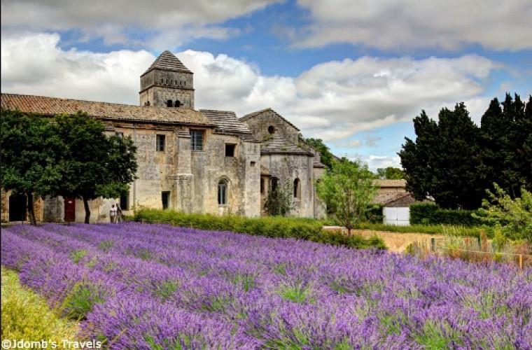 Jour 2 : Raid VTT 2019 des sexas dans les Alpilles (Vers St Rémy de Provence)
