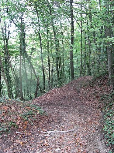 La Cascade d'Eilloux