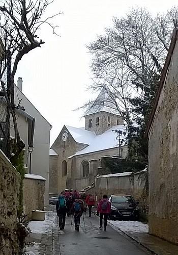 Eglise d'Evecquemont