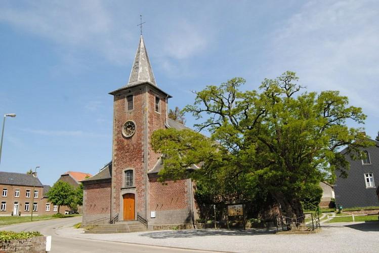 Villers-la-Ville : de Mellery à l'Abbaye