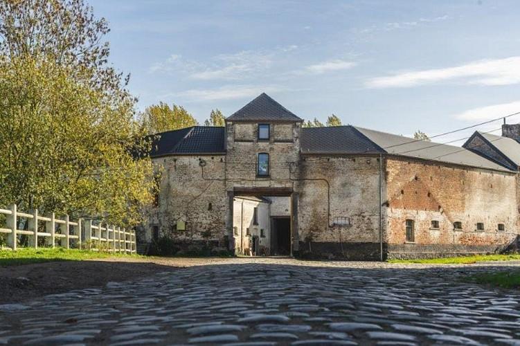 Villers-la-Ville : A vélo vers Bertinchamps