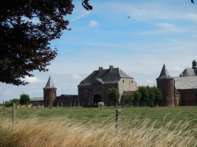 Villers-la-Ville : A vélo vers les Abbayes
