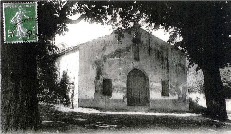 Chapelle St Germain aux Mérentiers