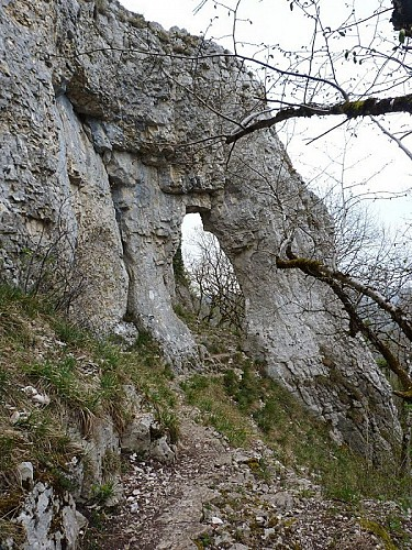 la Roche d'Anse - Pont de Pany
