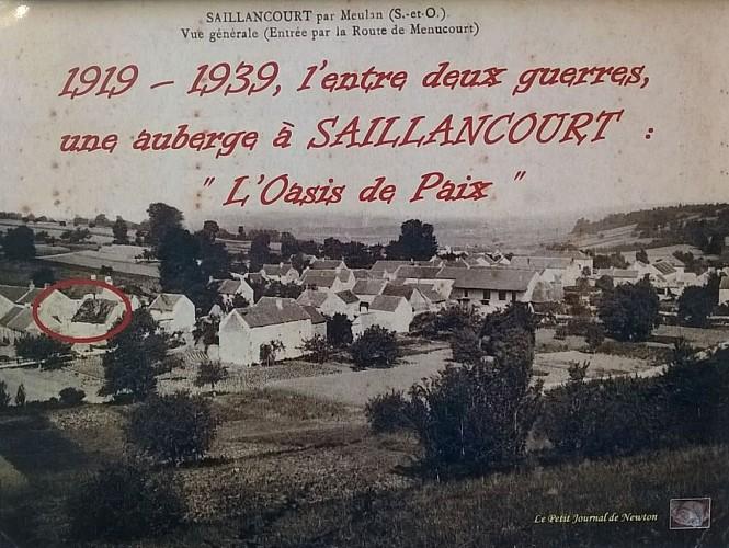 Saillancourt - Exposition de vielles images